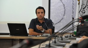 عکس // نشست عکاسی با تلفن همراه آرش حمیدی