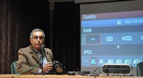 گزارش کارگاه «آشنایی با منوی دوربینهای کانن»
