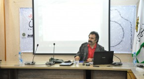 گزارش نشست «تجربه های شخصی انتخاب عکس» حسن غفاری