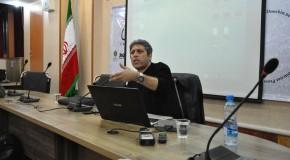 عکس // نشست انتخاب عکس با رضا موسوی