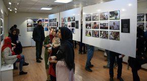 گزارش تصویری / افتتاح بخش نمایشگاه جشنواره دوربین.نت