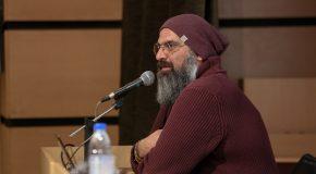 عکس/ سخنرانی سیوا شهباز درباره روند انتشار یک مجله عکاسی