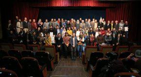 آیین اختتامیه سیزدهمین جشنواره عکس خبری دوربین.نت – ۳