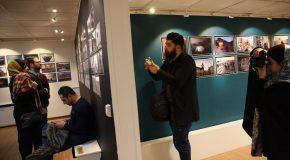 افتتاح سیزدهمین جشنواره عکس خبری دوربین.نت – ۱