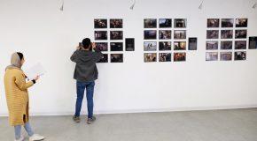ویدئو | نصب آثار چهاردهمین جشنواره دوربین.نت