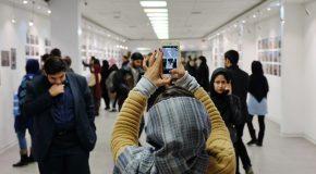 عکس|افتتاح چهاردهمین جشنواره عکس خبری دوربین.نت