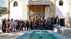 دومین روز جشنواره| تور عکاسی مجموعه تاریخی تخت فولاد اصفهان
