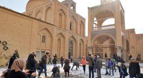 تور عکاسی مجموعه تاریخی جلفا اصفهان