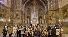 عکس| تور عکاسی مجموعه تاریخی جلفا اصفهان