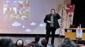 ویدئو سومین روز جشنواره عکس خبری دوربین.نت