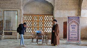 عکس| تور عکاسی مسجد جامع و حمام علی قلی آقا اصفهان