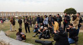 عکس| تور عکاسی میدان نقش جهان اصفهان